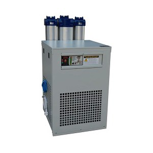 DHR 1000 Secador frigorífico aire comprimido (16700L/m-16bar)